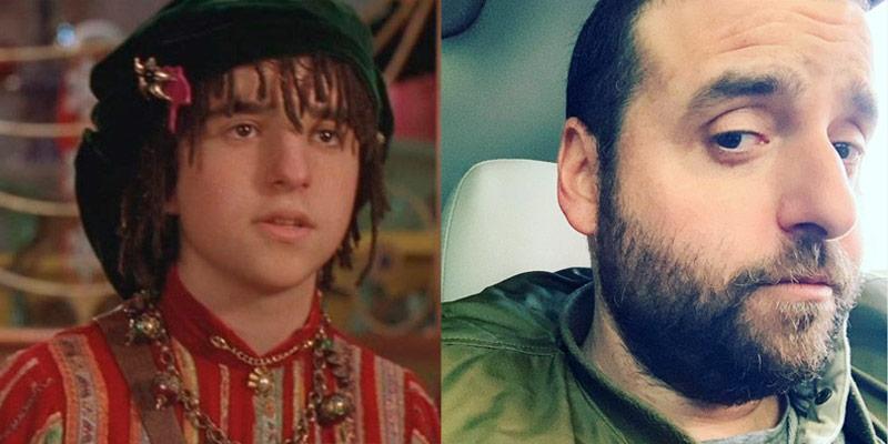 david krumholtz antes y después estrellas películas navidad