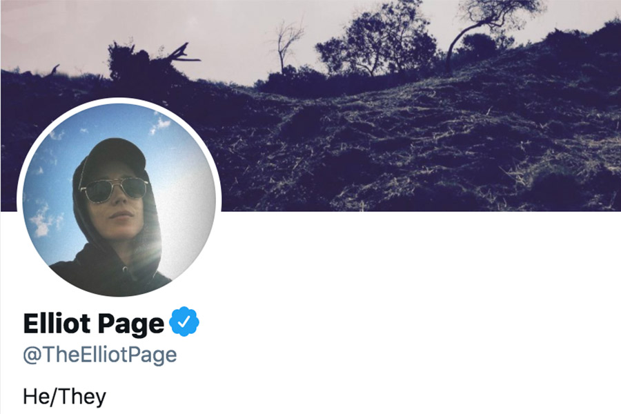 Ellen Page revela que es trans