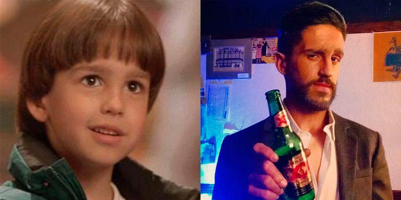 estrellas antes y después películas Navidad