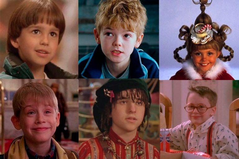 ¡Cómo han cambiado! Así lucen ahora las estrellas de estas películas de Navidad