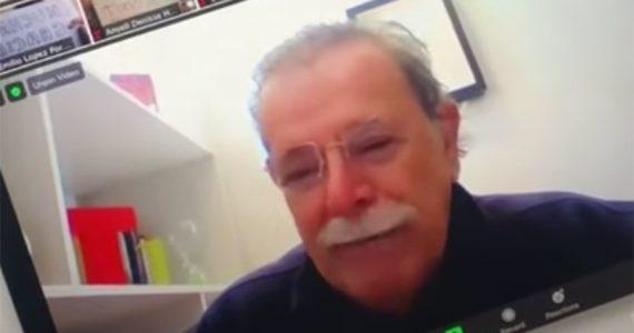 La historia viral del maestro llora de felicidad por gesto de sus alumnos