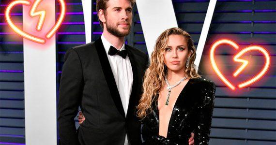 Miley Cyrus habla de la boda secreta que tuvo con Liam Hemsworth