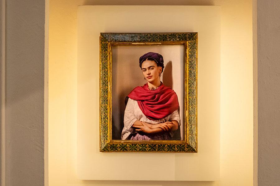 datos de Frida Kahlo