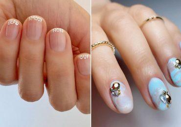 Préstale más atención a tus uñas, no importa si éstas son cortas porque te dejamos algunas ideas para tu manicure con ese largo.