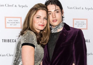 Por sobredosis de medicamentos muere Harry Brant, hijo de la ex modelo Stephanie Seymour