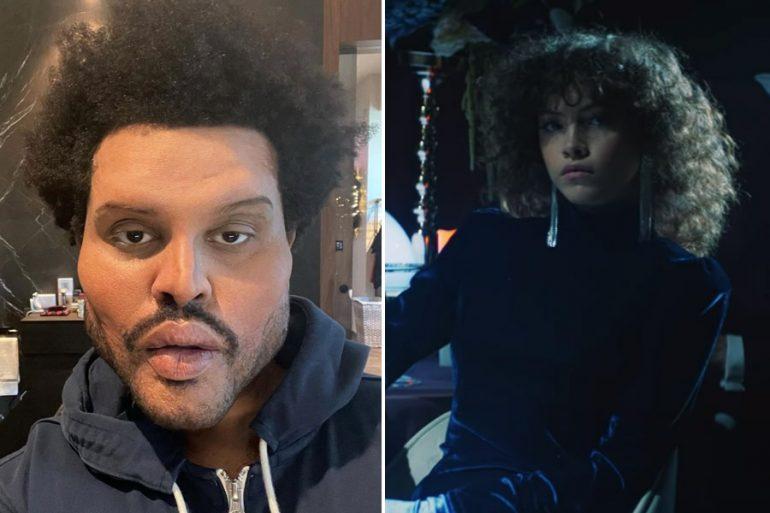 The Weeknd: su nuevo rostro, el trofeo y la mujer parecida a Selena Gomez en 'Save your tears'