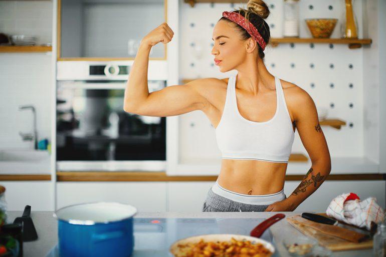 9 alimentos ricos en proteínas y bajos en carbohidratos para una dieta equilibrada