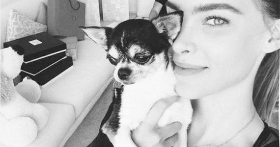 """""""Tengo un profundo dolor y un hueco en mi corazón"""", la triste despedida de Belinda a su perrito"""