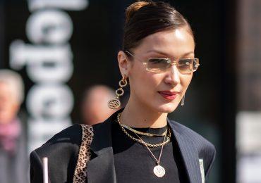 Bella Hadid se hace mechas 'chunky', tendencia en el pelo este 2021