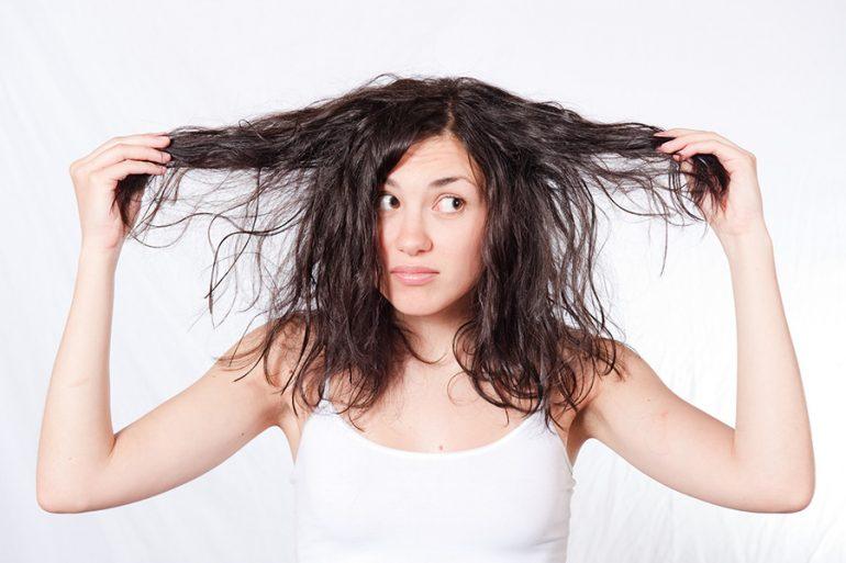 5 tips para reducir el daño en el pelo