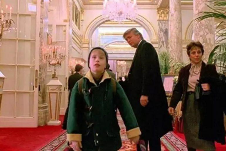 """¿Sustituir a Trump por Macaulay Culkin de 40 años en """"Mi pobre angelito 2""""?"""