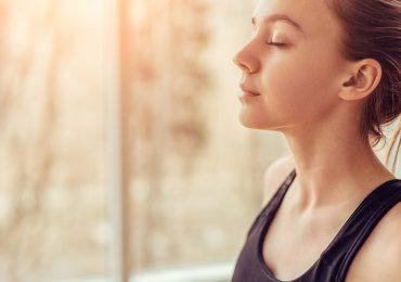 Ejercicios de respiración para personas que superaron el Covid-19
