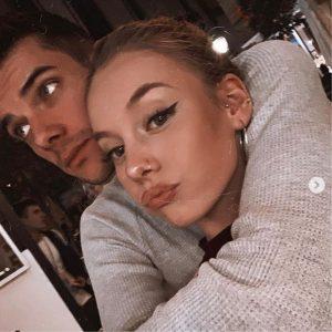 Ester y Álvaro Rico