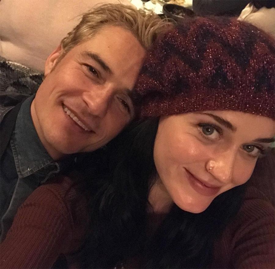 Katy Perry celebra cumpleaños de Orlando Bloom con 10 fotos inéditas