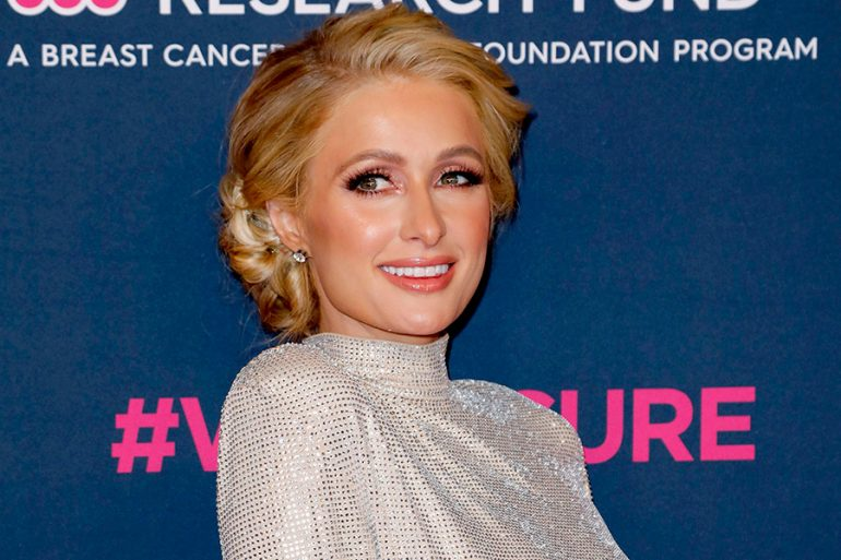 Paris Hilton ya quiere ser mamá y se somete a un tratamiento de fertilidad