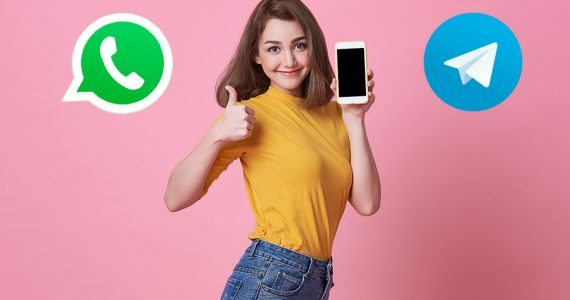 ¿Te mudas a Telegram? Así puedes pasar tus amados stickers