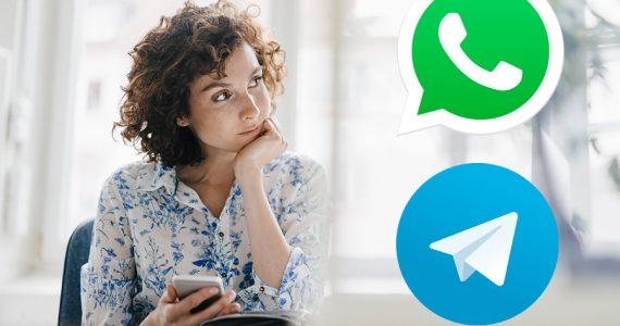 ¿Adiós a WhatsApp? ¿Por qué todos se están yendo a Telegram?