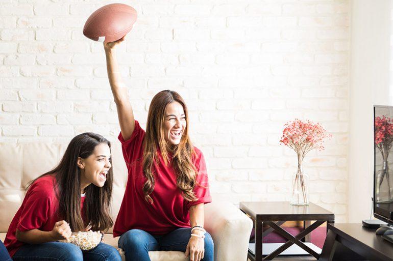 Super Bowl: a qué hora es y algunas ideas para disfrutarlo en casa