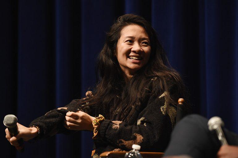 Golden Globes: En 77 años, Chloe Zhao es la segunda mujer en ganar Mejor Dirección