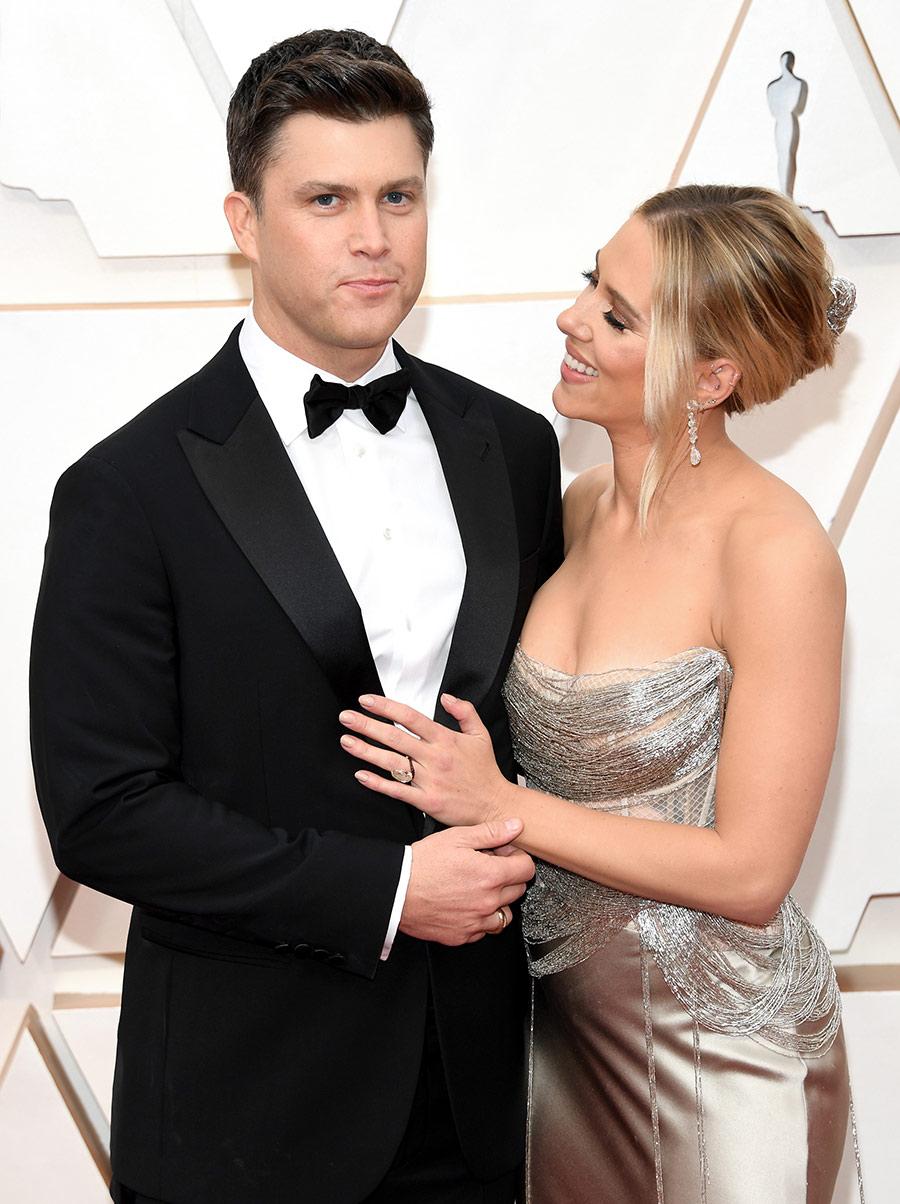 Scarlett Johanson matrimonio Ryan