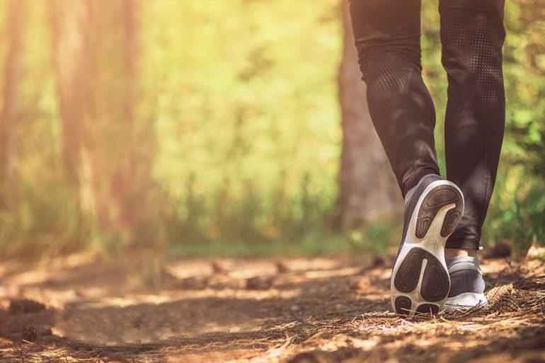 Entrenamiento para bajar de peso caminando en 12 semanas