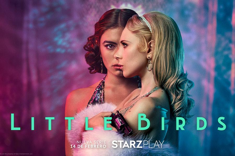 """Necesitas ver """"Little Birds"""", la serie de erotismo y descubrimiento protagonizada por Juno Temple"""