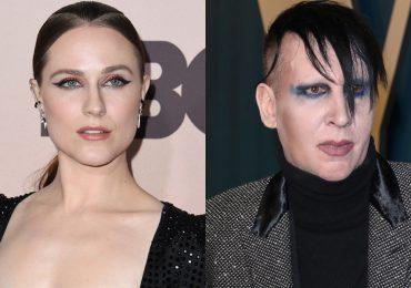 Evan Rachel Wood rompe el silencio: acusa a Marilyn Manson de abuso y manipulación