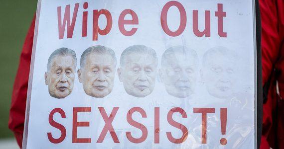 Tras comentarios machistas, renuncia el presidente de los Juegos Olímpicos