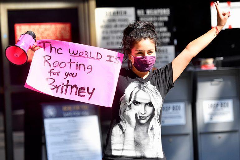 ¿Qué pasa con Britney Spears? Netflix también prepara su documental sobre ella