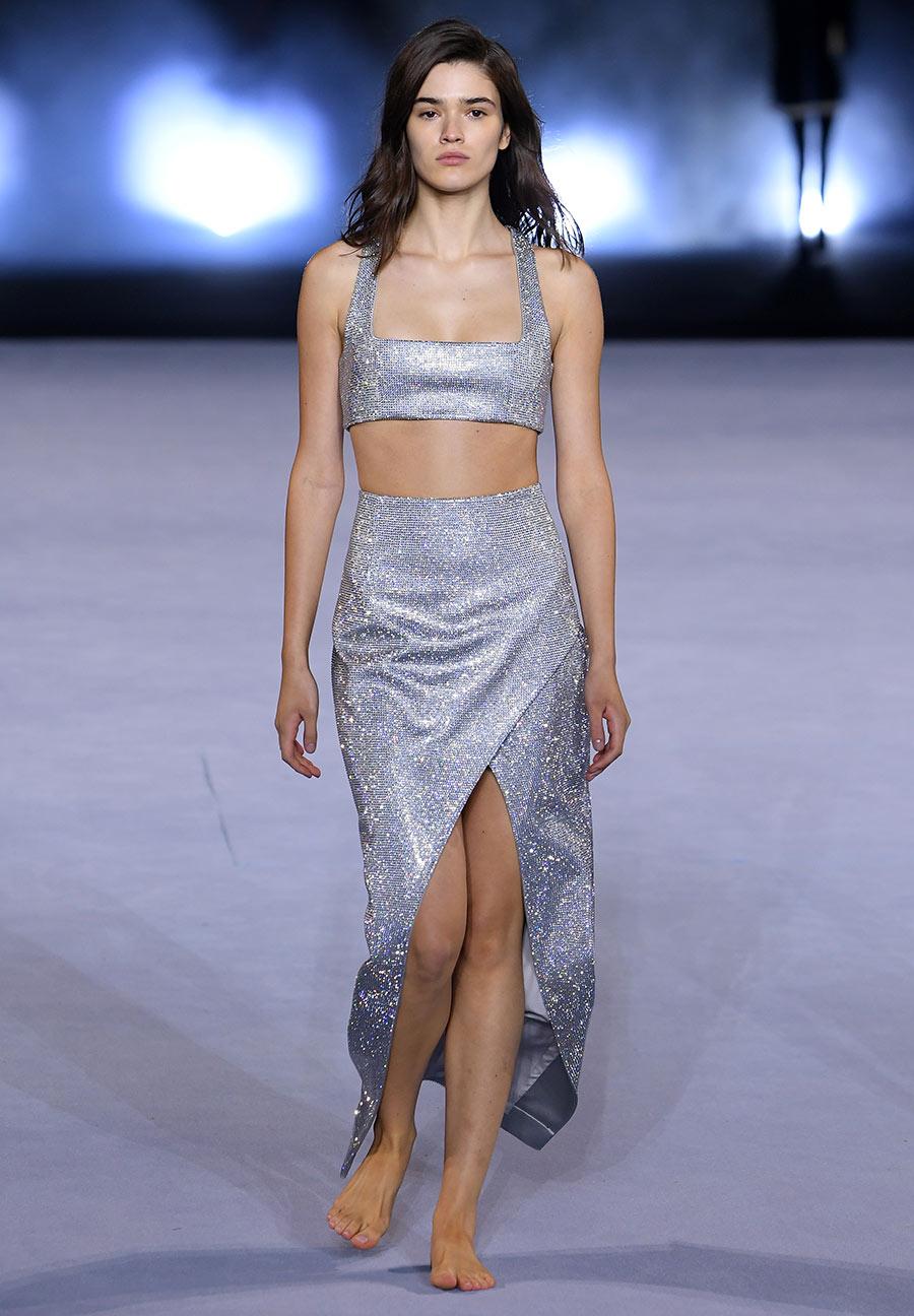 glitter Primavera- verano 2021: Las 9 tendencias de moda que verás en todos lados