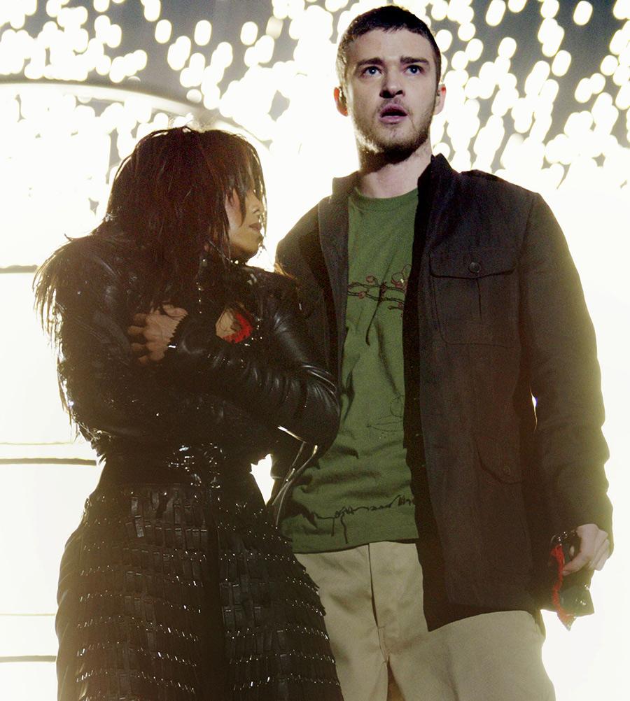 Ls disculpa de Timberlake con Janet Jackson
