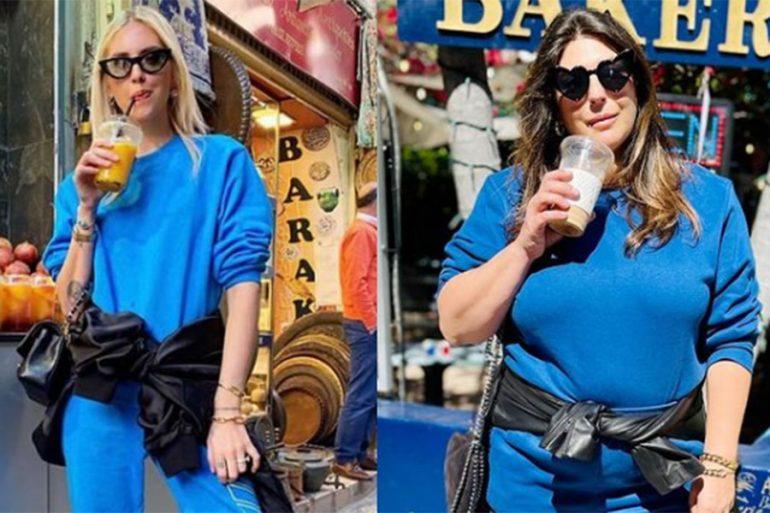 Bloguera Katie Sturino replica looks de famosas y estos son los resultados
