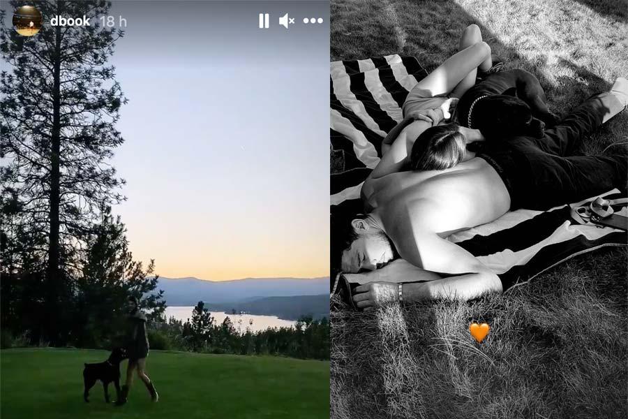 Las románticas fotos con las que Kendall Jenner y Devin Booker confirman romance