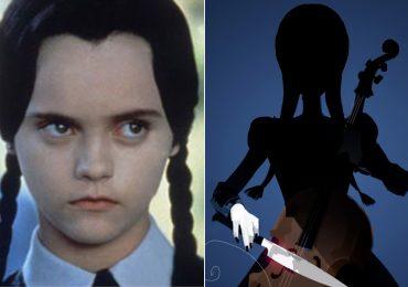 ¿Lista para conocer la vida de adulta de Merlina Addams? ¡Tim Burton ya prepara serie!