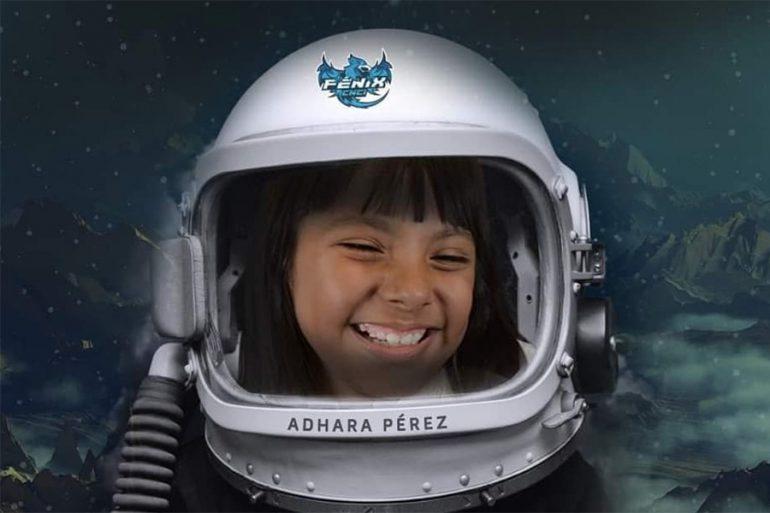 ¿Qué ha sido de Adhara Pérez, la niña mexicana con un IQ más alto que Albert Einstein?
