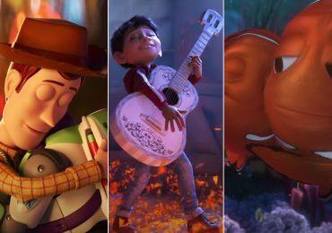 ¡Directo en la infancia! Pixar celebra 35 años con video que te hará llorar
