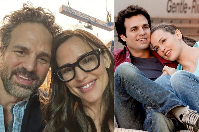 """¡Mark Ruffalo y Jennifer Garner juntos de """"Si yo tuviera 30"""" juntos y queremos parte 2!"""