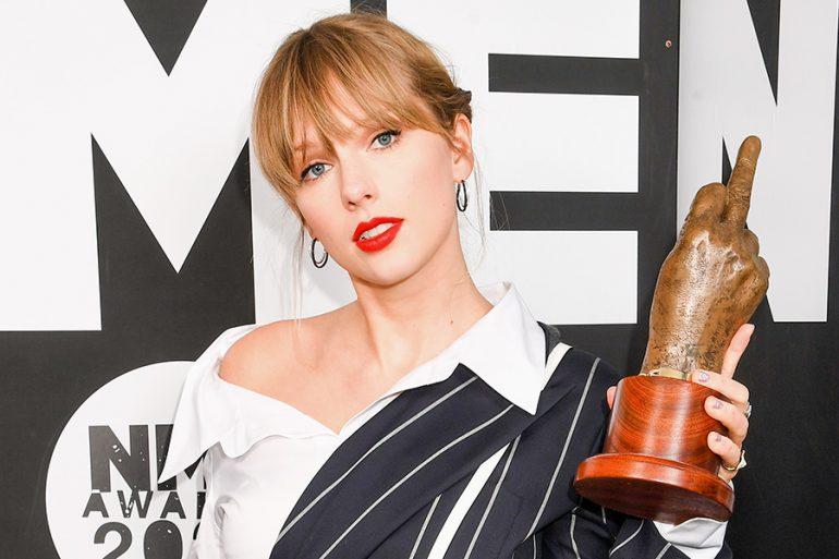 Un parque de diversiones demanda a Taylor Swift y ella responde así