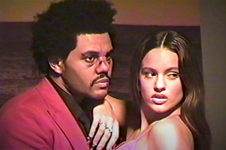 No, Rosalía no cantará con The Weeknd en el medio tiempo del Super Bowl y esto es lo que sabemos