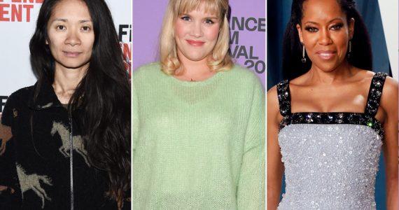 ¡Histórico! 3 mujeres nominadas a Mejor Dirección en los Golden Globes