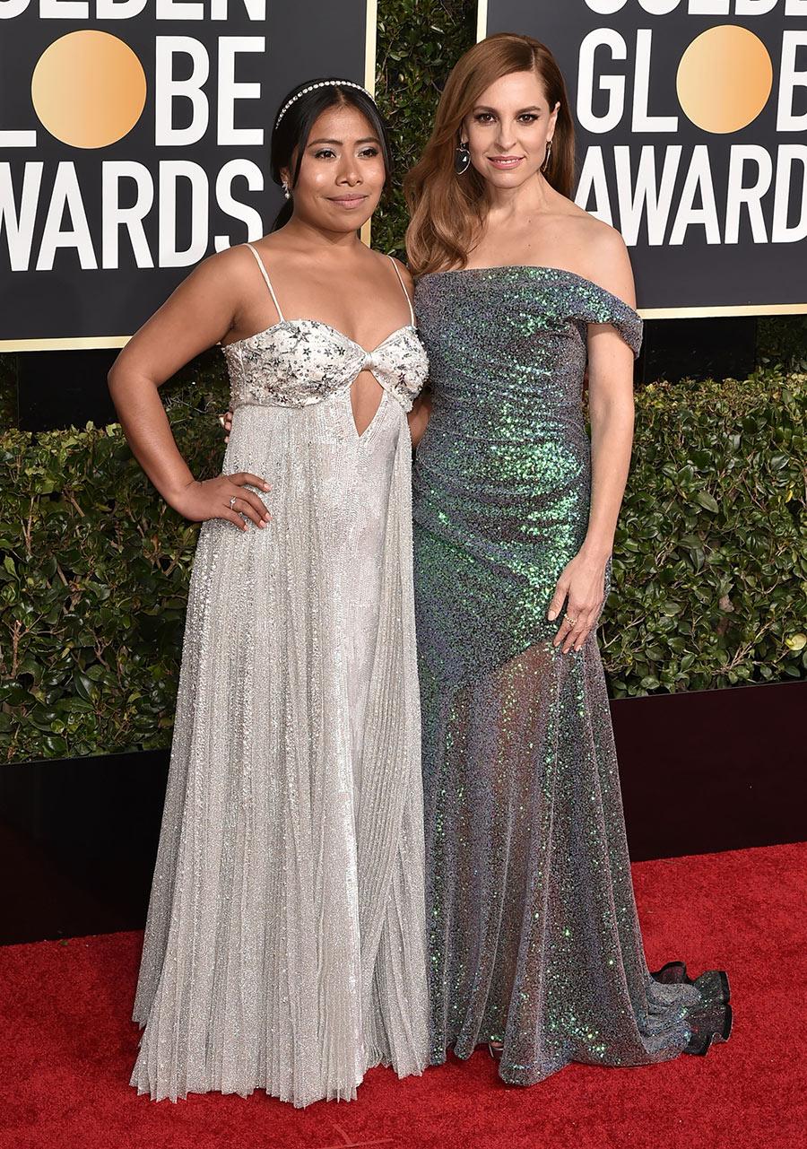 Yalitza Aparicio estará en los Golden Globes como conductora