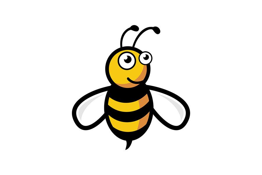 La abeja primaveral