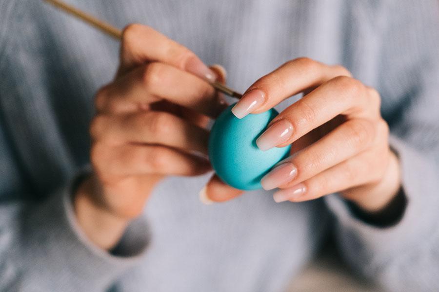 Huevo mágico