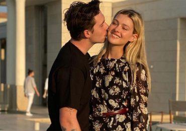 El romántico regalo de Nicola Peltz a Brooklyn Beckham: un collar de sus muelas del juicio