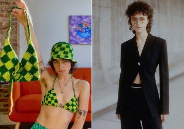 Ella Emhoff ahora es modelo, nuevo ícono de la moda y lanza colección de prendas tejidas