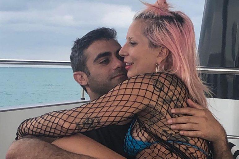 Fue el cumple de Lady Gaga y ella presume el enorme regalo que le dio su novio