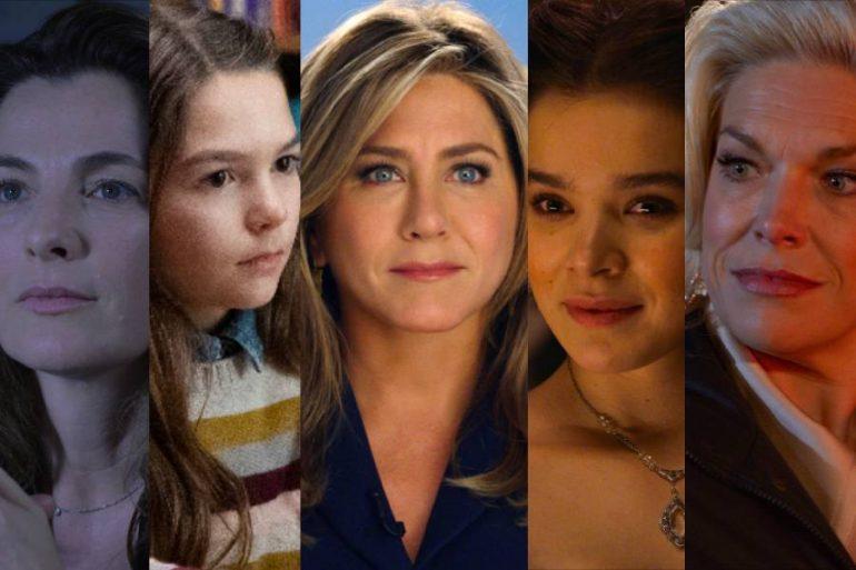 Mujeres en series