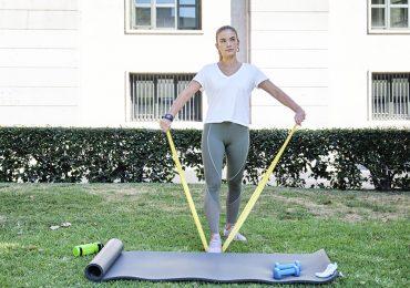 Beneficios de ejercicios con ligas de entrenamiento