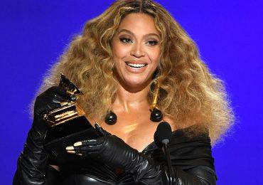 Beyoncé rompe récord como la artista femenina con más Grammy en la historia