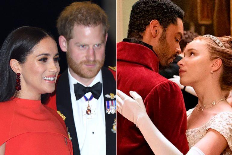 """La temporada 2 de """"Bridgerton"""" tendrá una pizca de Meghan Markle y el príncipe Harry"""